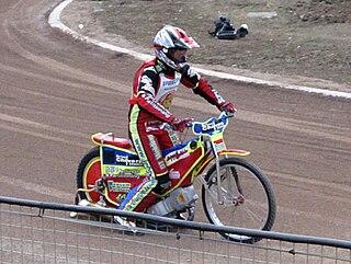 John Oliver (speedway rider) Australian motorcycle speedway rider (born 1987)