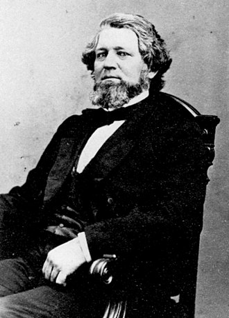 John B. Preston - Preston, about 1860