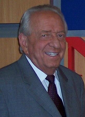 John Coleman (meteorologist) - Coleman in November 2007