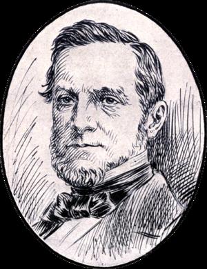 John H. Kinzie - Image: John H Kinzie c 1850s