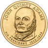 dólar John Quincy Adams