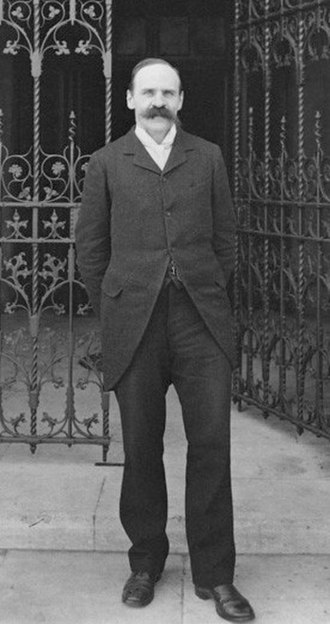 John Scott Haldane - John Scott Haldane in 1902