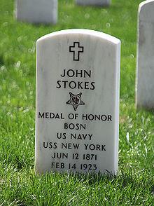 John Stokes Medal Of Honor Wikipedia
