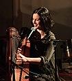 Joleen McLaughlin - Lottes Musiknacht Stiftskirche Elmshorn 2018 02.jpg