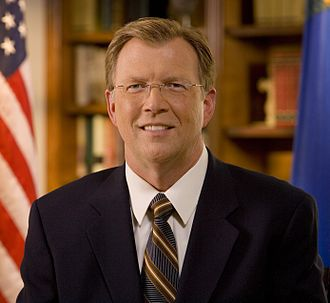 Nevada's 3rd congressional district - Image: Jon Porter, official photo portrait color