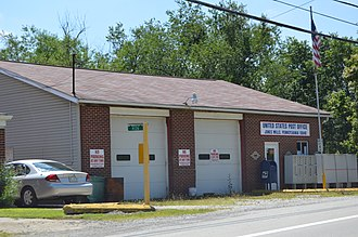 Donegal Township, Westmoreland County, Pennsylvania - Post office at Jones Mills