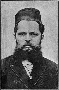 Joseph Massel. Zvi Hirsch Masliansky. 1895.jpg