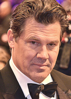 Josh Brolin - Brolin at the 66th Berlin International<br> Film Festival in February 2016