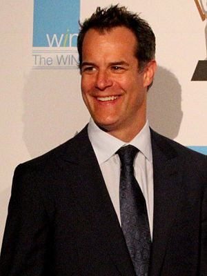 Josh Stamberg - Stamberg at the Women's Image Network Awards in February 2012