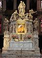 Josse le court su disegno di Baldassare Longhena, altare della chiesa della salute, 1660-80 ca..JPG