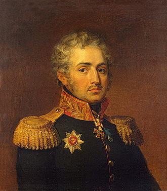 Jovan Šević - Russian General Ivan Šević, grandson of Jovan Šević