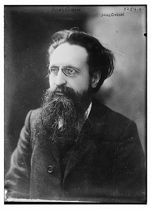 Jules Guesde - Jules Guesde in 1915