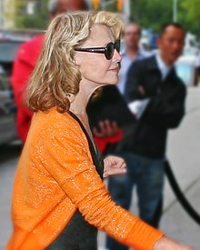 Julie Christie a Toronto (2006)
