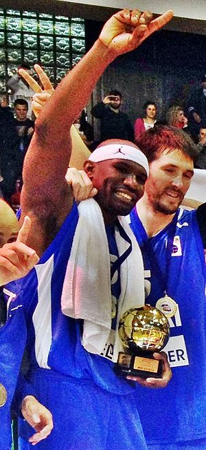Jumaine Jones - Image: Jumaine Jones MVP