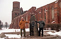 Königsberg Dom Rupp-Denkmal@Februar 1993.jpg