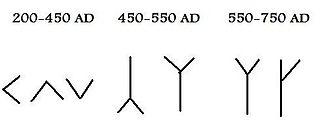 Kaunan rune