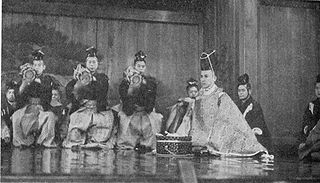 <i>Hayashi</i> (music) group of musical performers