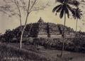 KITLV - 183712 - Kurkdjian, N.V. Photografisch Atelier - Soerabaia-Java - Borobudur in Magelang - circa 1918.tif