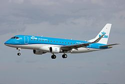 KLM Cityhopper Embraer 170-200STD PH-EXL JP8513693.jpg