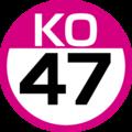 KO-47 station number.png