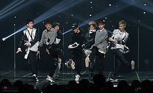 Got7 -  Got7 perform at M! Countdown