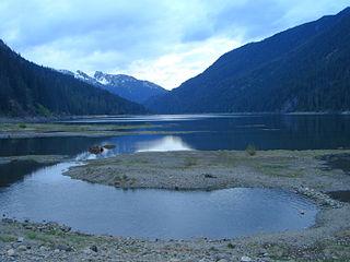 Kachess Lake lake in the United States of America