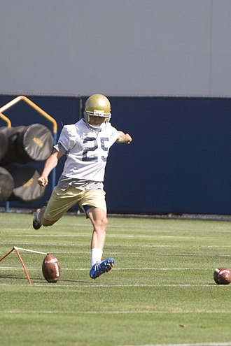 Kai Forbath - Forbath at UCLA in 2009