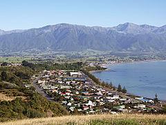 Kaikoura (Neuseeland) ...