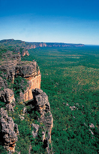 Kakadu National Park - Kakadu Escarpment