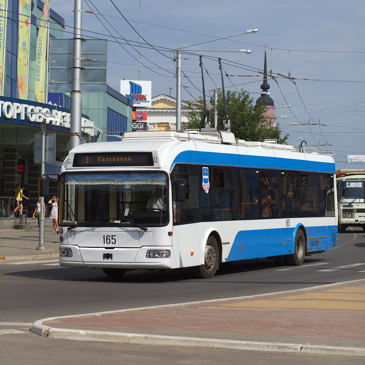 вологодский троллейбус схема маршрутов