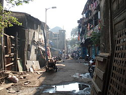 A lane in Kamathipura
