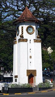 Kandy Clock Tower