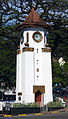 Kandy clock tower, 1950.JPG