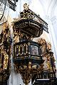 Kanzel der Pfarrkirche Leoben-St. Xaver.JPG