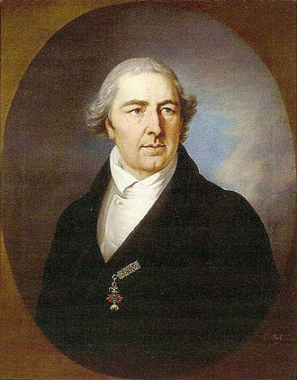 Thurn-und-Taxis Post - Karl Alexander, 4th Prince of Thurn and Taxis, 1827