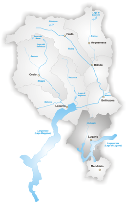 District Lugano