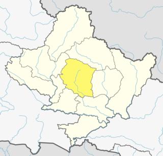 Kaski District District in Gandaki Province, Nepal