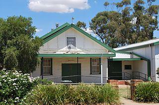 Katandra West Town in Victoria, Australia