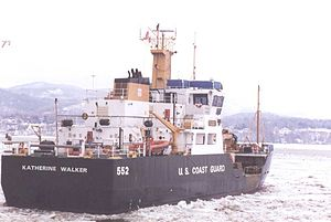 Katherine Walker - WLM 552 Katherine Walker, United States Coast Guard Coastal Buoy Tender