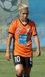 Katrina Gorry Association footballer