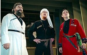 Kavkasia - Trio Kavkasia (L-R: Alan Gasser, Stuart Gelzer, Carl Linich.