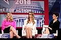 Kayla Kessinger, Kelsey Harkness & Mona Charen (39650101725).jpg