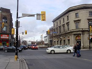 Keele Street - Keele and Dundas in the Junction