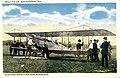 Kelly Field - Aviators Inspecting a New Airplane.jpg