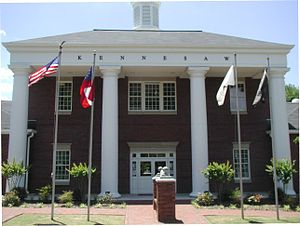 Kennesaw, Georgia - Kennesaw City Hall