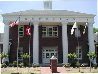 Kennesaw, Georgia City in Georgia, United States