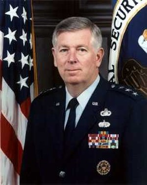 Kenneth Minihan - Image: Kenneth Minihan, official military photo