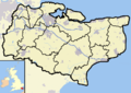 Kent outline map with UK.png