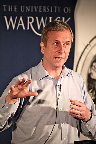 Kevin Warwick - Kevin Warwick in June 2011