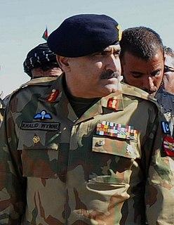 Khalid Shameem Wynne pakistani general
